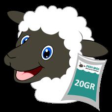 Pedi-Wol-20-gram